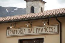 Trattoria Dal Francese, Via Riguardati, 16 06046 Norcia PG, telefono 0743 816290